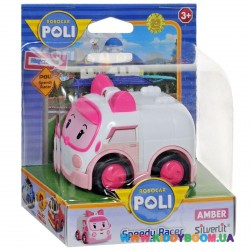 Эмбер инерционная машинка Robocar Poli 83182