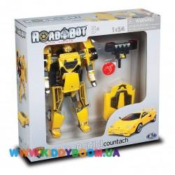 Робот-трансформер Roadbot Lamborghini Countach (1:24) HAPPY WELL 53061R