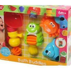 Игровой набор Playgo Морские друзья (2400)