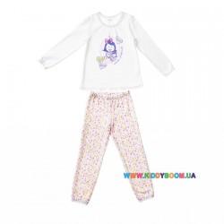 Пижама для девочки р-р 92-116 Smil 104322