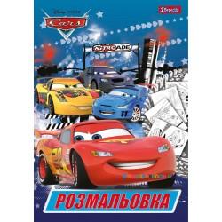 Раскраска Cars, 12 стр. 1 вересня 740644