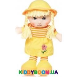 Кукла мягконабивная Devik toys с вышитым лицом  36 см 53914 в ассортименте