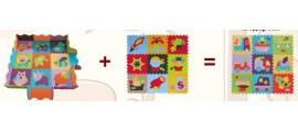 Купи 2 коврика Baby Great - получи третий в подарок!