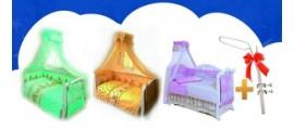 При покупке постельного комплекта Twins Comfort 8 элементов- держатель для балдахина в подарок!