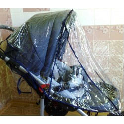 Дождевик для прогулочной коляски Медисон ДД081
