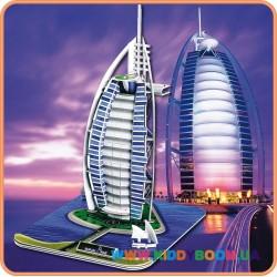 3D пазл CubicFun Бурдж аль-Араб C03065