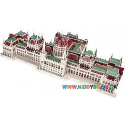 Трехмерная головоломка – конструктор Венгерский парламент Alrey MC111
