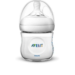 Бутылочка для кормления Avent NATURAL 125 мл (1шт) SCF030/17
