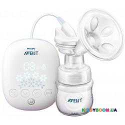 Молокоотсос электронный (бесшумный) Avent Easy Comfort  SCF301/02