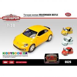 Модель Volkswagen Beetle New Автодром 6526