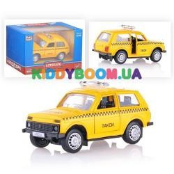 Автомобиль Нива-такси Автопарк 6400D
