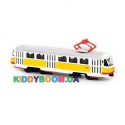 Трамвай Автопарк 6411B
