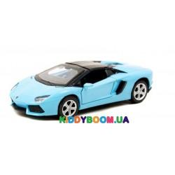 Машина металлическая Lamborghini Автопром 67323