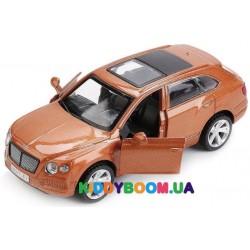 Машина металлическая Bentley Bentayga Автопром 67332