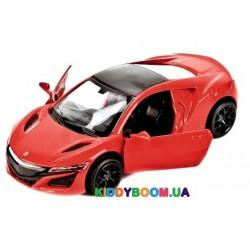 Машина металлическая Honda Acura NSX Автопром 67346