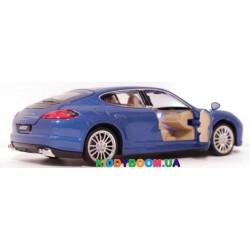 Машина металлическая 1:24 Porsche Panamera S, 2 цвета (свет, звук) Автопром 68245A