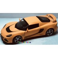 Машина металлическая 1:22 Lotus Exige S, 2 цвета на батарейках (свет, звук) Автопром 68246A