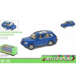 Машина металлическая Автопром 7708