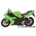 Мотоцикл инерционный (3 цвета) Автопром 7747