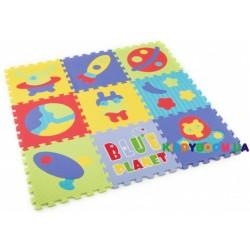 Игровой коврик – пазл Космическое пространство BabyGreat GB-M1703