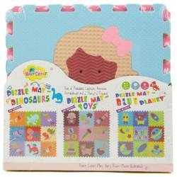Развивающий коврик Интересные игрушки в BabyGreat GB-M1707