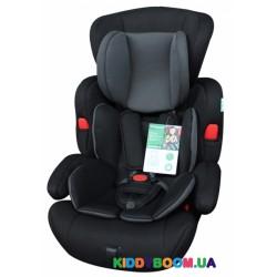 Автокресло (от 9 до 36 кг) 1-2-3 гр. Babycare Comfort Black BC-11901