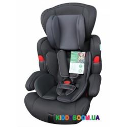 Автокресло (от 9 до 36 кг) 1-2-3 гр. BabyCare Comfort Grey BC-11901