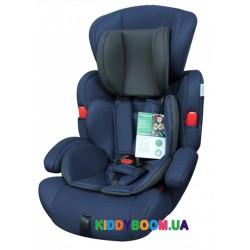 Автокресло (от 9 до 36 кг) 1-2-3 гр. Babycare Comfort Blue BC-11901