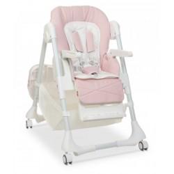 Стульчик для кормления Bambi M3822 Baby Pink