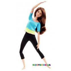 Кукла Mattel Barbie «Двигайся как я» DHL81