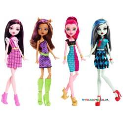 Куклa Monster High Мoя мoнcтрo-пoдружкa в accoрт. DKY17