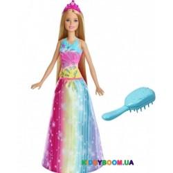 Кукла Barbie Магия цветов и звуков FRB12
