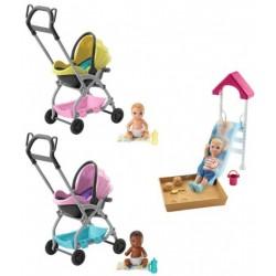 Набор аксессуаров серии Уход за малышами Barbie FXG94 в ассортименте