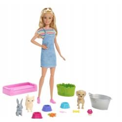 Игровой набор Купай и играй Barbie FXH11