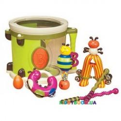 Музыкальная игрушка Парам-Пам-Пам Battat BX1007Z