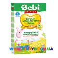 Гипоаллергенная кукурузная каша Bebi Premium® с пребиотиками 200 г.