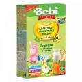 Молочная каша Bebi Premium Рисовая с яблоком и тыквой 200 г