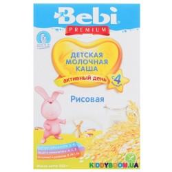 Молочная каша Bebi Premium рис (с 4-х мес.) 250 г