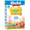 Каша молочная Bebi злаки с малиной и вишней (с 6 мес.) 200 гр