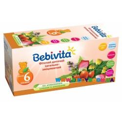 Фиточай детский общеукрепляющий 30 г Bebivita 1379