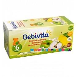 Фиточай детский фруктовый низкоалергенный 30 г Bebivita 1387