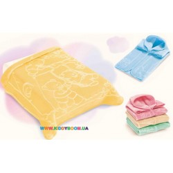 Плед-конверт Baby Sac 80х90 см Belpla 517