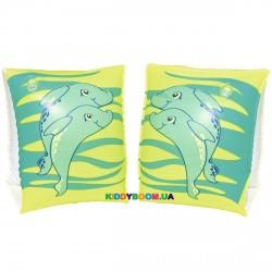 Нарукавники плавательные Дельфин BestWay 32042, 2 цвета