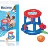 Баскетбольный надувной игровой центр для воды (мяч, кольца, ремкомплект) BestWay  BW 52190