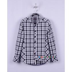 Рубашка для мальчика р-р 128-146 BoGi 001.008.023