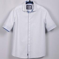 Тенниска белая р.104-146 BoGi 002.013.01