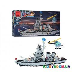 Конструктор Корабль (970 эл) Brick 208885/112