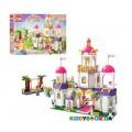 Конструктор PRINCESS Замок принцессы (507 эл) Brick 2610