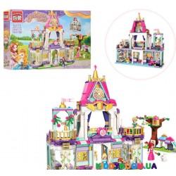 Конструктор PRINCESS Замок принцессы (628 эл) Brick 2611