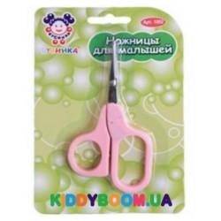 Ножницы детские Бусинка 1002